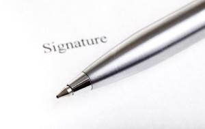 pen-signature