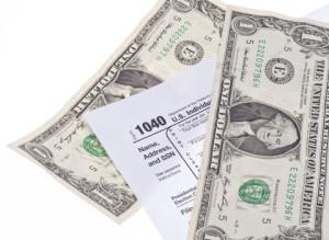 tax-return-dollar-bills